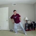 Un joven arrasa en YouTube tras grabarse 100 días bailando la misma canción