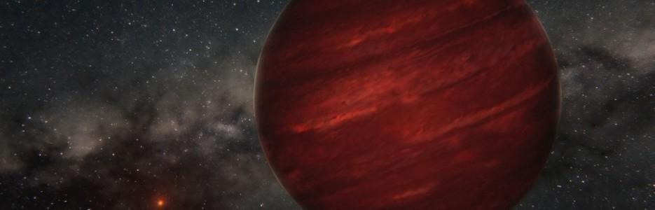 Un planeta cuyo año sideral dura 80,000 años terrestres