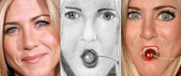 Cuando las celebridades se parecen a los dibujos feos hecho por sus fans