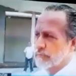 Hombre Desaparece Frente a las Cámaras