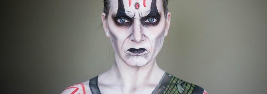Transformaciones espectaculares a base de maquillaje