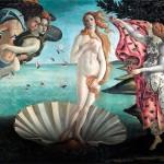 ¿Cómo serían algunas de las pinturas más famosas si fueran 'photoshopeadas' como las modelos de la actualidad?