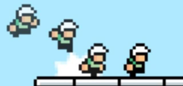 Así se ve el nuevo juego del creador de Flappy Bird