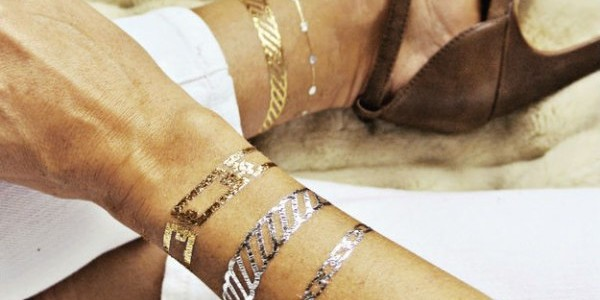 """""""Flash Tattoos"""", la nueva tendencia en TATUAJES se convertirá en tu accesorio favorito"""