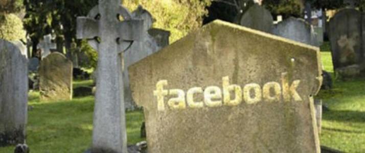 Facebook tiene 30 millones de perfiles de gente muerta