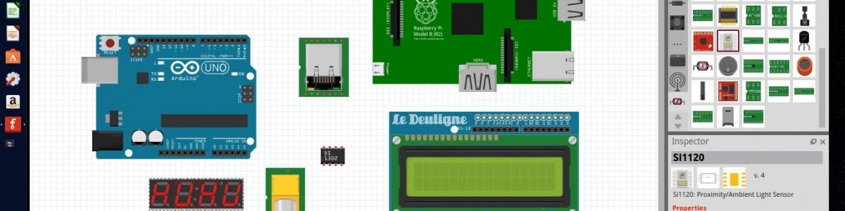 Materia hardware Electronics, Fritzing está disponible para Ubuntu / Linux Mint