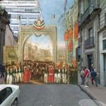 Google Street View muestra la ciudad de México del siglo XIX