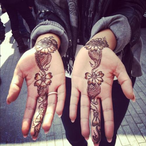 Tatuajes en la palma de la mano ctrl x ctrl x for Henna para manos