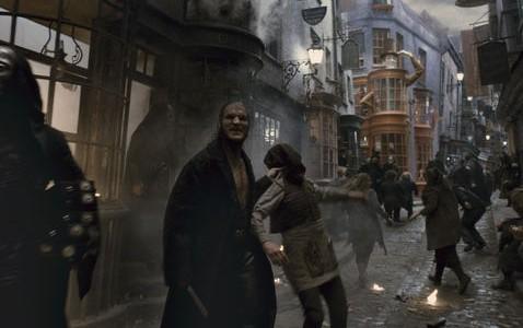Muere David Legeno, actor de 'Harry Potter'