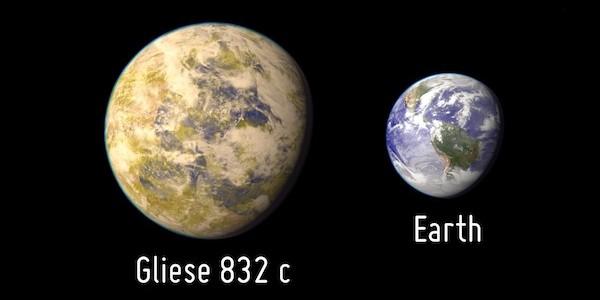Astrónomos descubren un nuevo planeta muy parecido a la Tierra