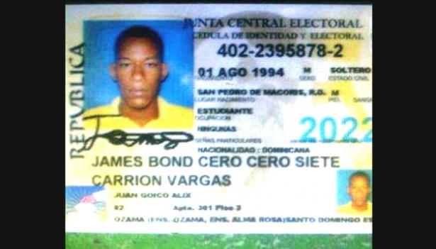 James Bond  Cero Cero Siete