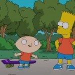 'Crossover' de 'Los Simpson' y 'Family Guy'
