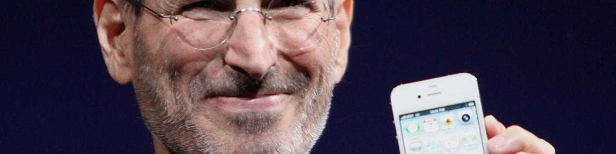 Cosas que debes aprender de Steve Jobs