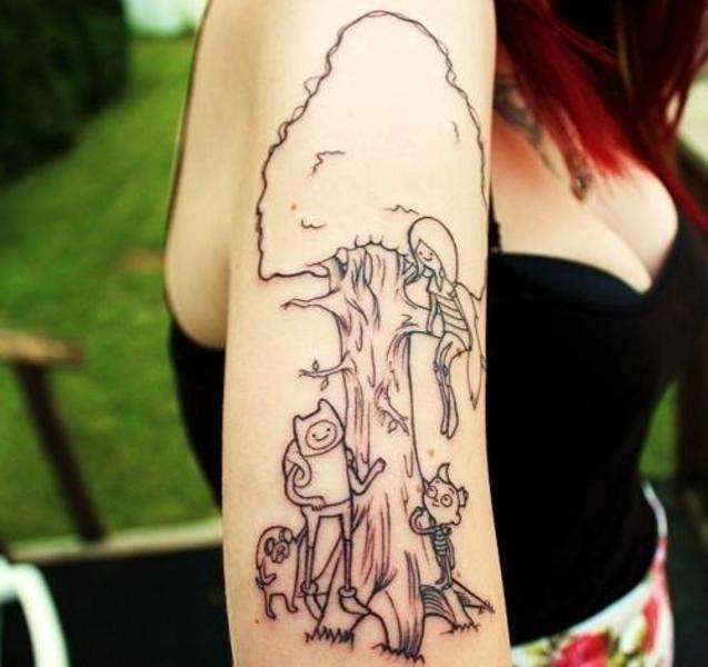 Tatuajes-de-Hora-de-aventura-7