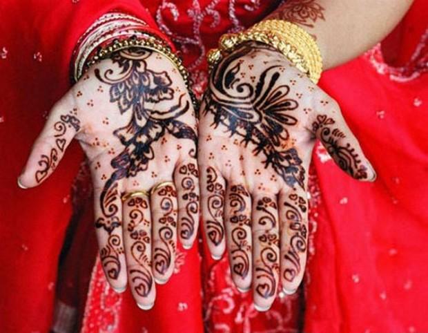 arabic tatuajes de henna