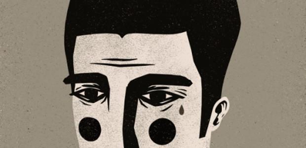 Los interesantes carteles 'retro' para conciertos musicales de Dawid Ryski