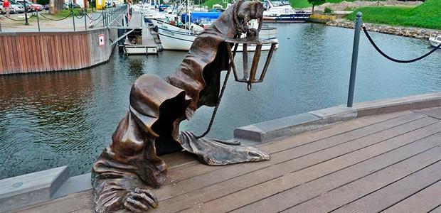 Esculturas y estatuas más creativas que podemos encontrar en el mundo