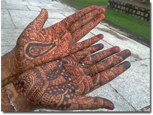 Tatuajes en la palma de la mano