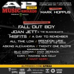 No te pierdas los APMAS!!! (Alternative Press Awards)