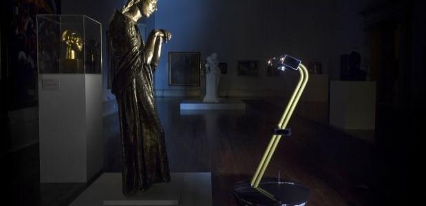 Visita este museo nocturno virtual como si fueras un robot