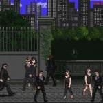 Matrix con todo el encanto de los 8 bits