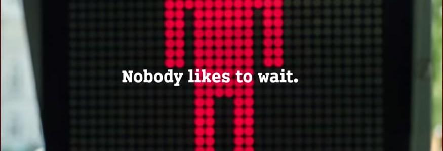 A nadie le gusta esperar…