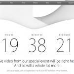 Podrás ver la presentación del iPhone 6 de Apple en vivo desde su sitio