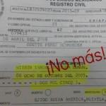 Conoce los nombres que tienes prohibido ponerle a un bebé en México