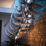 Escaleras con diseño diferente