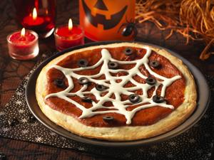 Halloween-Pizza