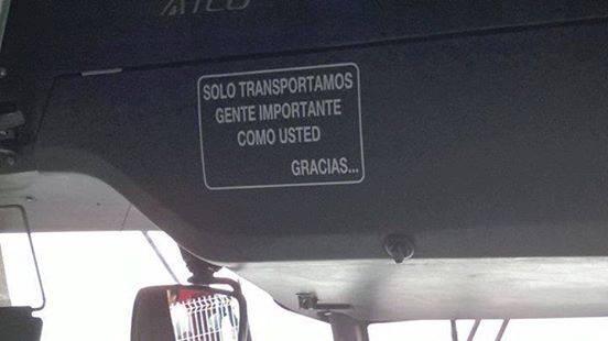 SOLO-TRANSPORTAMOS