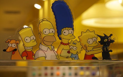 Fox lanza app con todos los episodios de Los Simpson