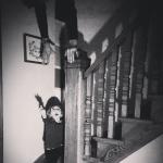 No creerás la tradición de un padre y su hija de 3 años en Halloween