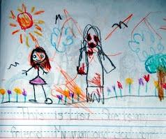 """Lo que esta niña escribió en su cuaderno te dejará helado… """"La Historia de Lisa"""""""