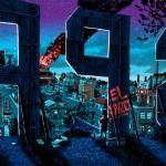 Springfield de noche… no luce tan amigable como siempre
