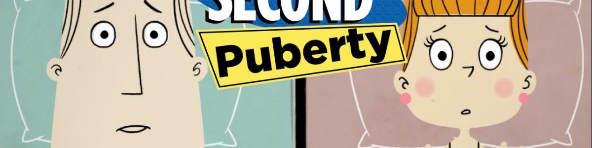 Cómo prepararte para la segunda pubertad