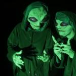 El Susto de los Alienígenas