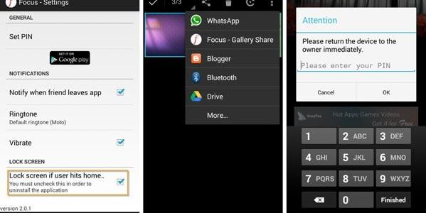 Cómo mostrarle una foto a un amigo en tu móvil Android y evitar que husmee toda la galería
