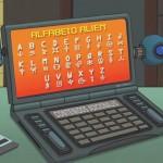 Futurama inventó dos lenguajes alienígenas y un nuevo teorema matemático por pura diversión
