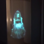 Holograma fantasmal