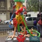 Exposición de alebrijes 012