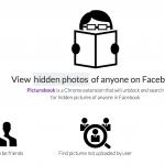 Aplicación Picturebook descubre las fotos secretas de usuarios en Facebook