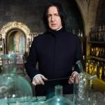 J.K. Rowling revela origen del profesor Snape