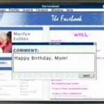 Si Facebook hubiera sido creado en los 90´s