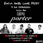 Foro Norte y Rock and Love Fest