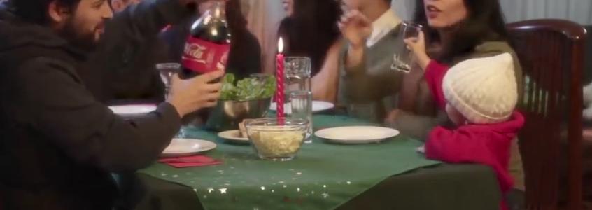 Polémico comercial que Coca Cola no quiere que veas