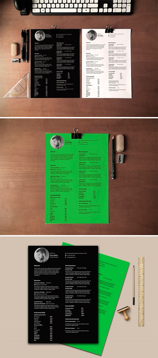 plantilla-psd-curriculum-vitae-minimalista