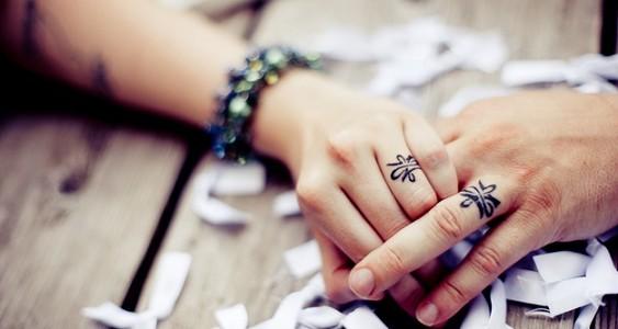 Anillos tattoos