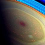 Misterioso hexágono de Saturno