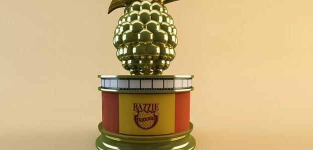 """Premios a lo peor del cine los  """"Golden Raspberry"""""""